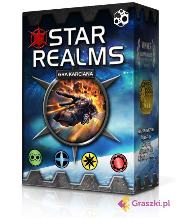 STAR REALMS | Games Factory